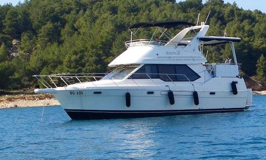 'anson Iii' Bayliner-3587 Yacht Charter In Sukošan