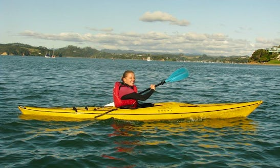 Rent A Single Kayak In Paihia, New Zealand