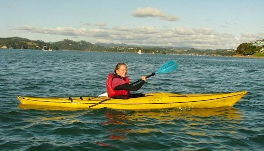 Rent A Single Kayak In Paihia, New Zealand
