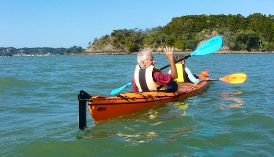 Outer Island Kayak Adventure With All Safety Gear Included In Paihia, New Zealand