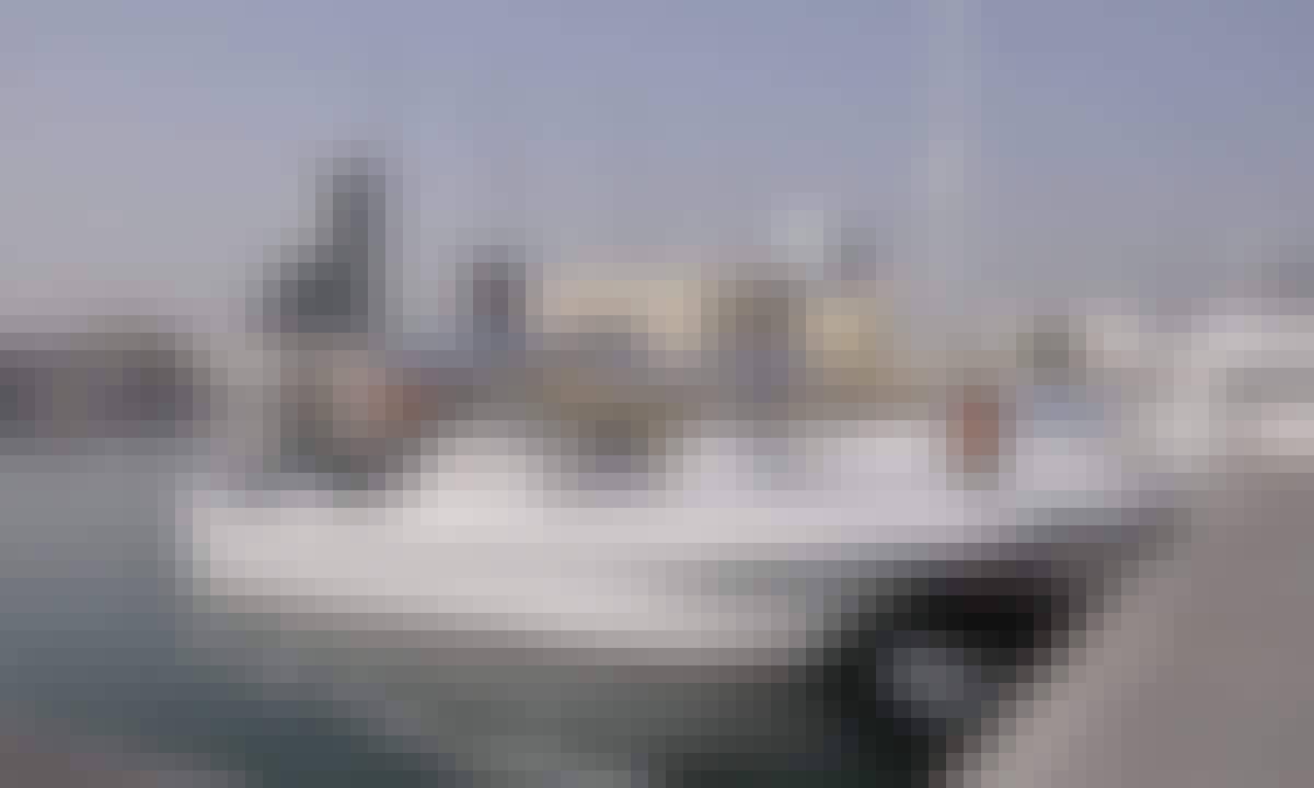 "Center Console ""C'est la vie"" Fishing Charter in Fujairah, UAE"