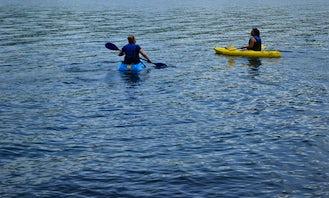 Kayak Rental on Apoyo Lagoon Nature Reserve