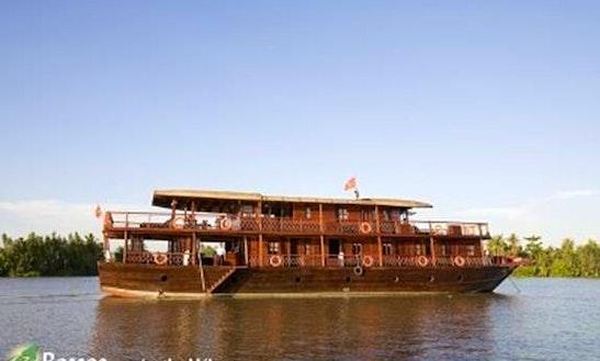 Scenic Boat Cruise In Hanoi