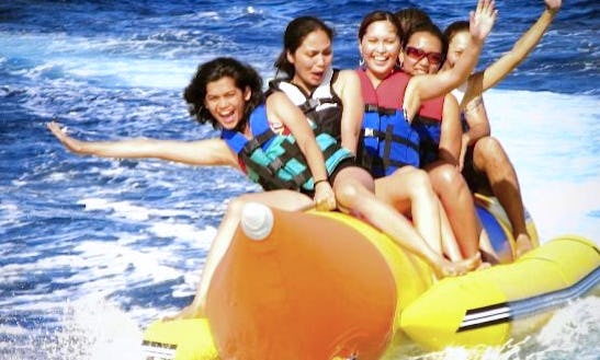 Banana Boat In Indonesia
