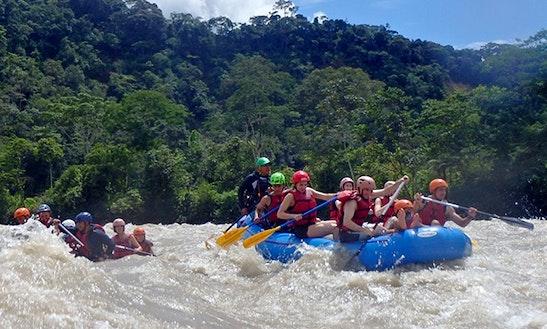Rafting Trips In Tena, Ecuador