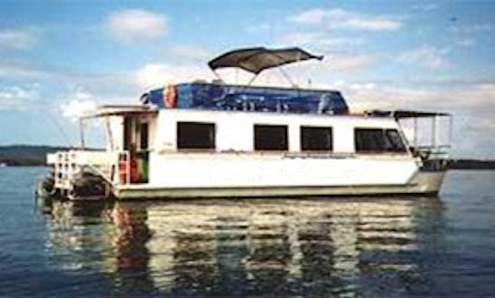 42' Houseboat