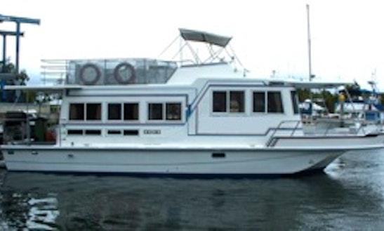 45' Houseboat