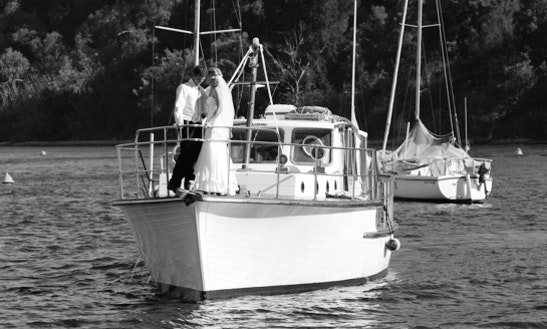 40' Vlaming Passenger Boat Charter In East Fremantle