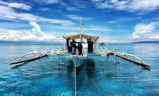 Scuba Driving In Philippines