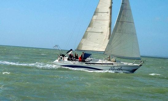 'ilavoile' Sloop Charter & Courses In La Rochelle