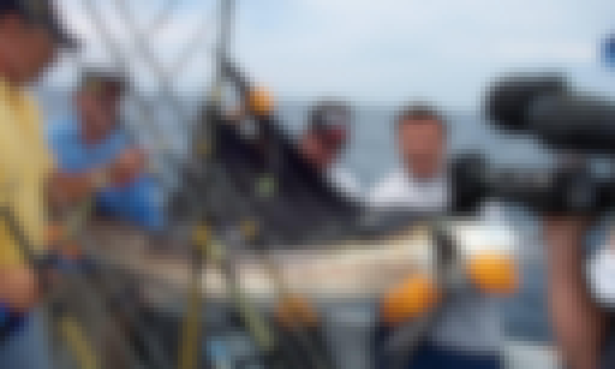 Fishing Charter on 28ft 'Stenella' Power Catamaran in Mooloolaba, Australia