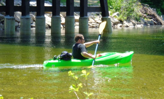 Single Kayak Rental In Conway