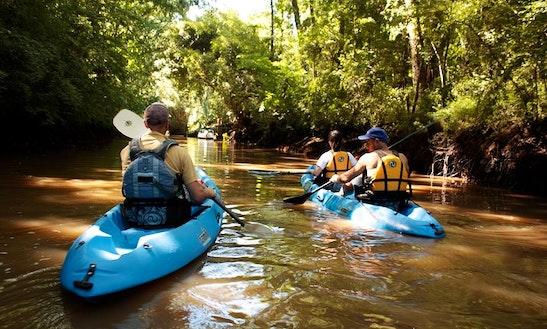 Kayak Excursion In Rincón De Milberg