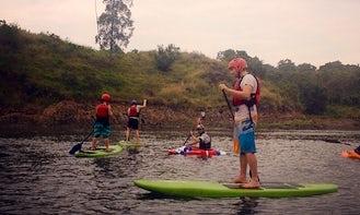 Paddleboard Charter in SWID, Uganda