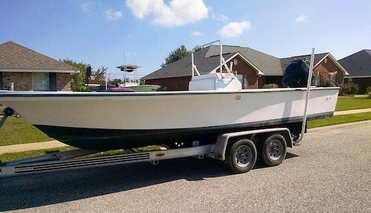 42' Center Console Fishing Boat In Orange Beach, Alabama, United States