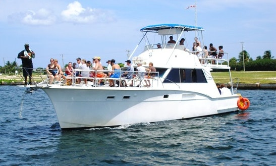 'deep Quest' Fishing Charter & Snokeling Trips In Cayman Islands