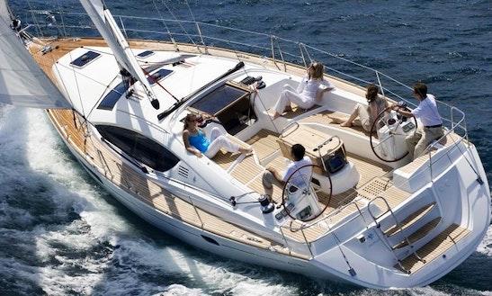 Charter Sun Odyssey 45 Ds Yacht In Croatia