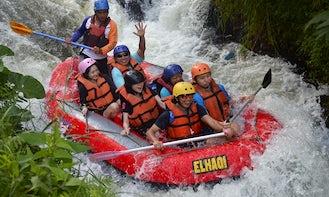 River Rafting  in Bandung (Indonesia)