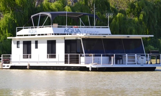'aqua Leisure' Houseboat Hire In Paringa, Australia