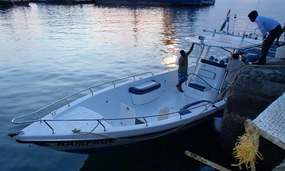 The Perfect Fishing Boat in Sri Lanka