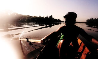 Sculling tours in Tigre