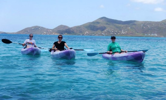 Single Kayak Rental In Virgin Islands