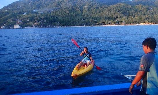 Clean And Premium Kayak For Rent In Ko Tao, Thailand