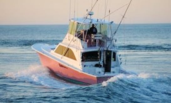 Ocean City Fishing Charter In 40'