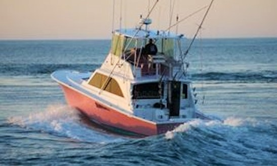Ocean City Fishing Charter In 40'