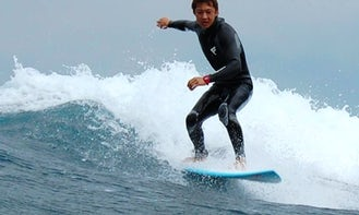 Water Surfing in Japan