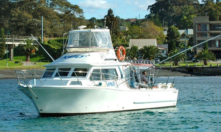 41' Fishing Boat Hire In Bowral