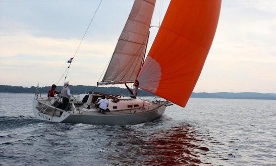 'baré' Sailing Island Tours In Hvar, Croatia