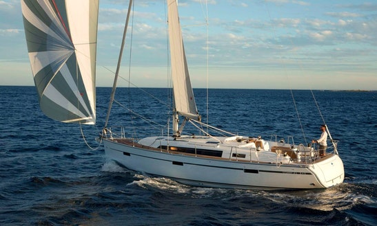 Charter 41' Bavaria Cruiser Cruising Monohull In Amsterdam, Netherlands