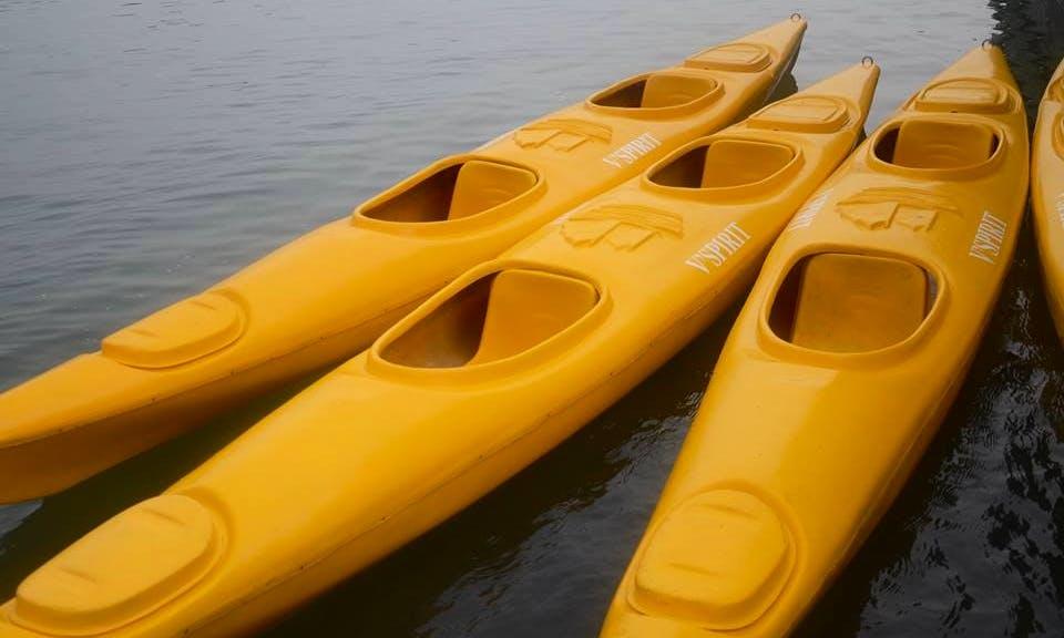 Kayak Rental in Hanoi