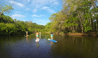 SUP Adventure In Costa Rica