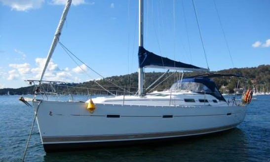 Hire Beneteau 37 Yacht In Avalon Beach