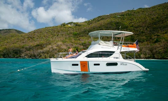 'el Gato' Power Cat Charter In Cruz Bay