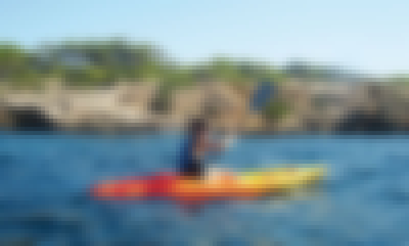 Kayak Tours In Mal Pas-Bon Aire