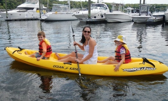 Kayak Lessons & Trips In Norwalk, Connecticut