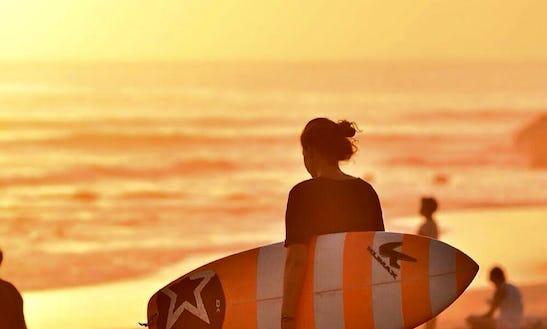 Surfboards Rental In Kuta