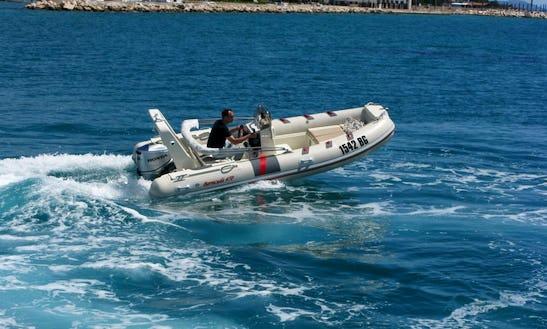 Barracuda 470 Boat Rental In Zagreb