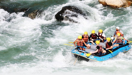Nepal (rafting)