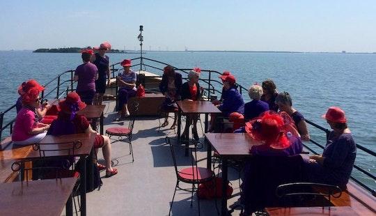 Enjoy Amsterdam, Netherlands On 75' Passenger Boat