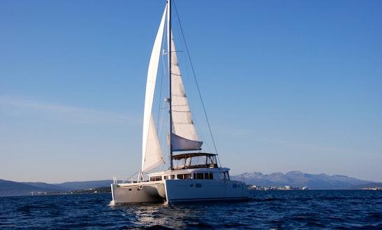 Cruising Catamaran Rental In Tromsø