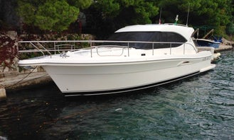 Captained Motor Yacht Charter in Lozica