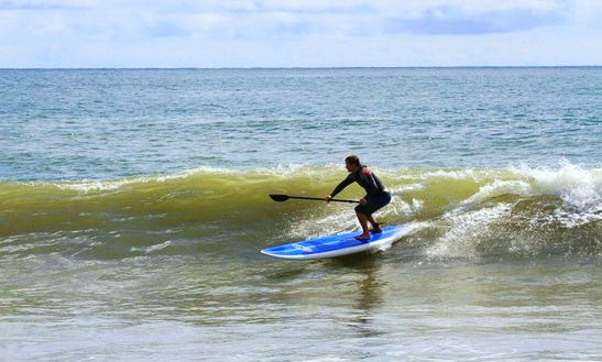 Stand Up Paddleboard Rental In Jacó
