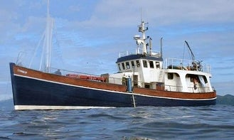 Boat Diving In Narvik