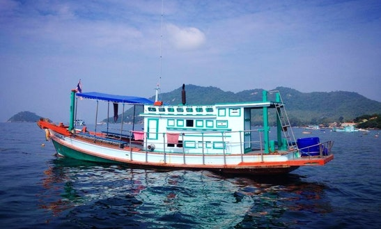 Boat Dives And Snorkel Trip Around Koh Tao, Thailand