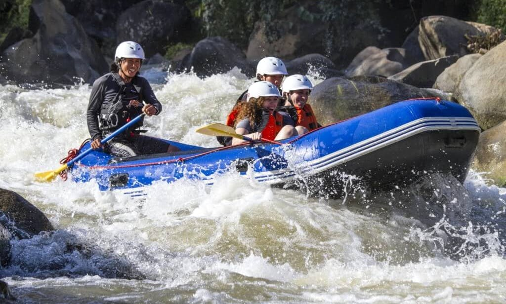 Whitewater Rafting In Tambon Kuet Chang