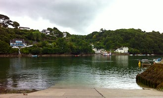 Castles and Coves Canoe Trip - Fowey, Cornwall